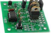 LED Rainbow - RGB LED PWM Controller constructie - gemakkelijk om te bouwen