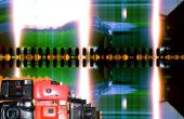 Plastic camera gleuf scan conversie