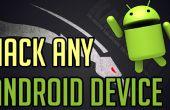 Elke Android Mobile met Metasploit Hack In Kali Linux 2.0