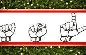 American Sign Language: Fundamentele Conversational communicatie en vakantiegroeten