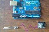 Goedkope draadloze transmissie tussen twee Arduinos met infrarood
