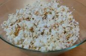 Hoe maak je je eigen Popcorn