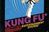 Maak een actiefiguur van Kung-fu NES!