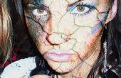 How to Make uw huid een andere structuur voor griezelig effecten met behulp van Pixlr of Photoshop