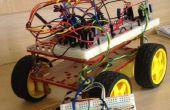 Draadloos bedienen een Robot met behulp van de Arduino en RF Modules!