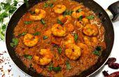Shrimp  Langoustine jus