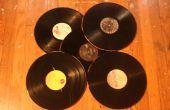 Vinyl Record Trays