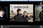 BBC Sherlock kostuum