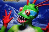 World of Warcraft - Murloc SFX make-up Tutorial