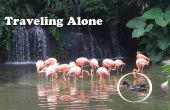 Tips voor een vrouw alleen reizen