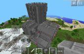 Minecraft middeleeuwse vesting semi-guide