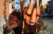 De grote pompoen Halloween kostuum