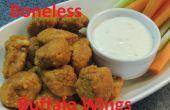 Zonder been Buffalo Wings