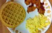 Hoe maak je ontbijt voor vier