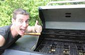 Grill hack: hoe schoon grill roosters zonder een staalborstel