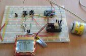 Gemakkelijk om te bouwen van zuurstof Analyzer met behulp van een Arduino compatibele Micro Controller