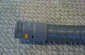 Repareren van een dyson vacuum slang