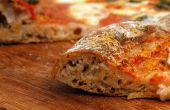 De Epoxy methode volkoren pizza deeg