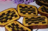 """""""Bamboe Mat"""" Roll taart"""