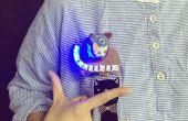 DIY een mooie uil elektronische pin
