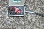 Hoe maak je een mini forge uit een Altoids tin