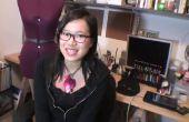 Hoe om te naaien met geleidende draad met Diana Eng