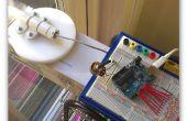 Live-gegevens naar excel van een Arduino lichtsensor