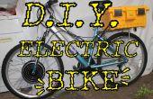 DIY Elektrische fiets!