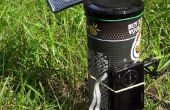 Maken van een zonne-mini geluidssysteem (P ***-Speaker)