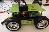Monteren van het Seeed Rover Kit
