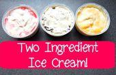 Twee ingrediënt ijs, geen ijs Machine! ¦ De hoek van Craft