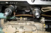 Vervangen van een mechanische brandstofinjectie systeem op 1981 VW konijn diesel - Bosch VE