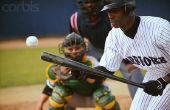 Hoe een honkbal Bunt