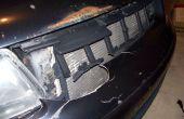 Het repareren van uw auto met behulp van duck tape op meer manieren dan een! (Duct Tape)