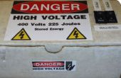Hoe maak je een hoog Voltage Power Supply
