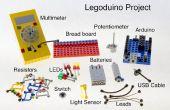 Het Legoduino Circuit leren Project