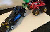 LEGO Joker en Batmobile Chase