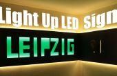 Hoe maak je een enorme Light Up LED Sign