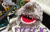 Dark Crystal Fizzgig geïnspireerd Puppet