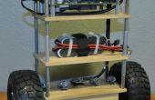 Eenvoudige zelfbalancerende Robot w / Galileo Gen 2