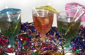 New Year's recept: sprankelende Dum Dums dranken voor Kids