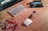 Arduino PIR Sensor Alarm (eenvoudige versie)