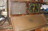 Verbouwing van een oude AM-radio