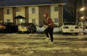 Dressing voor het uitvoeren van de Winter (Minnesota)