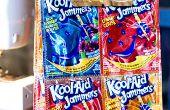 DIY kleurrijke Kool-Aid Jammers Lunch zak ambachtelijke (leren naaien Project)