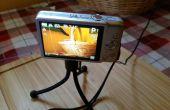 USB aangedreven Camera / Canon PowerShot ELPH Battery Hack