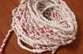 Plastic zak touwfabrieken