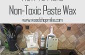 Hoe maak je niet-toxisch Paste Wax
