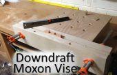 Downdraft Moxon Vise