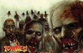 Basisregels voor het overleven van een zombie apocalyps